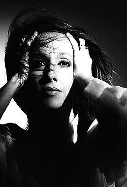 A cantora Montserrat